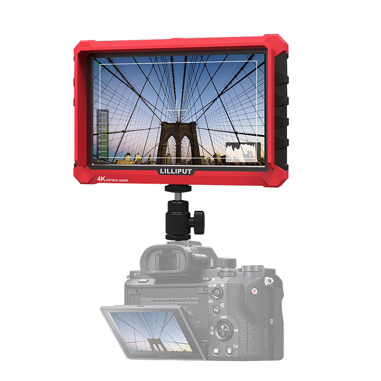LILLIPUT A7S Full HD 7 Inch Monitor