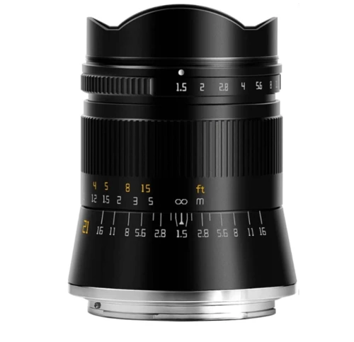 TTArtisan 21mm F1.5 Full-frame Wide-angle Lens for Nikon Z-mount Cameras