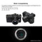 7artisans 25mm F1.8 Lens for Fujifilm/Sony E-Mount/ 4/3 Mount Cameras