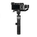 Feiyu G6 Plus 3-Axis Handheld Splashproof Gimbal for Smartphones, Action Cameras, Digital Cameras, Mirrorless Cameras