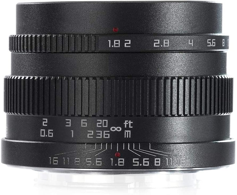 Zonlai 22mm f1.8 Wide Angle Lens for Sony -- Sold Out