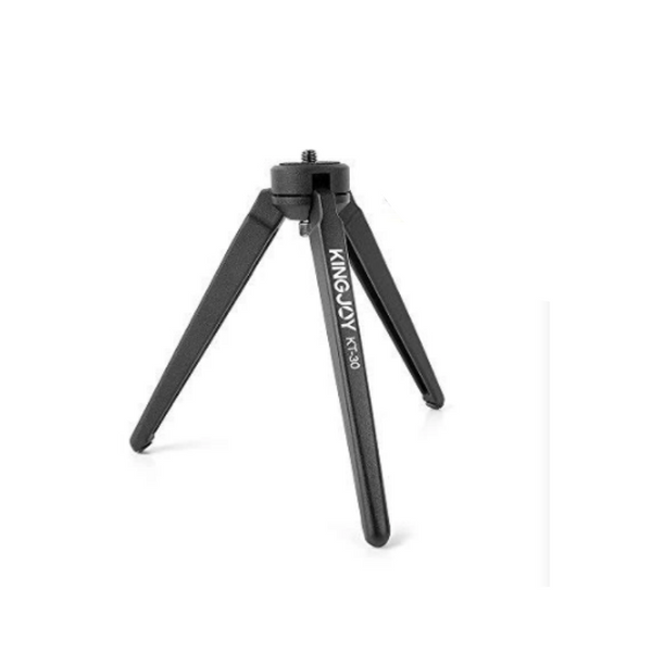 KINGJOY KT-30 Aluminum Portable Mini Tabletop Tripod