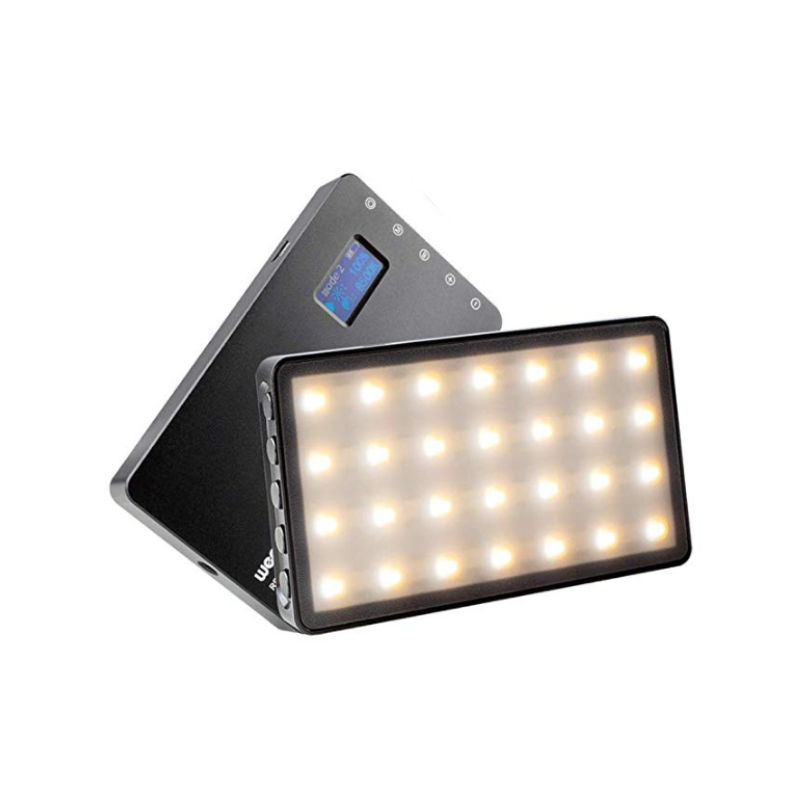 Weeylite RB08P Full Color RGB LED Video Light