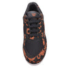 Wrooker Spike Running Shoes For Men (Black Orange)