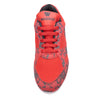 Wrooker Spike Running Shoes For Men (Red)
