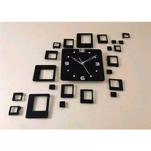 Load image into Gallery viewer, Graceful Squared Wall Clock