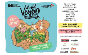 World Vegan Day 2019!