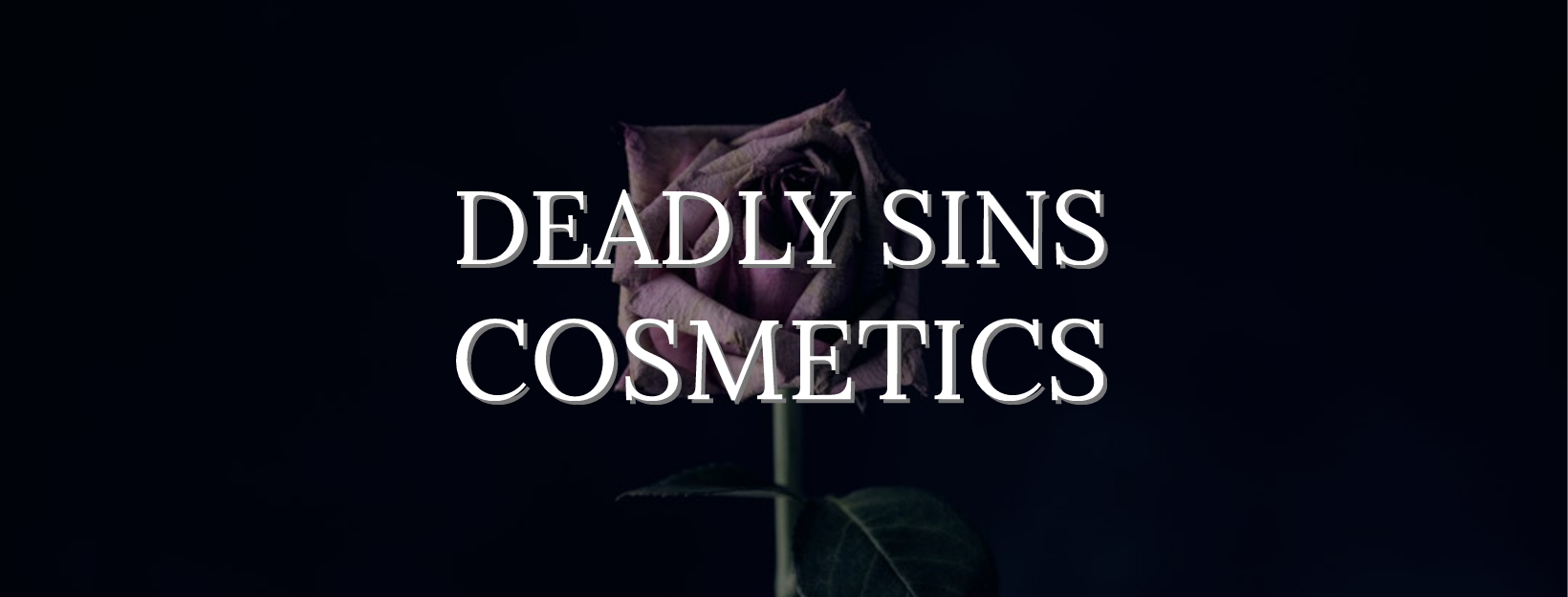 Deadly Sins Cosmetics Logo