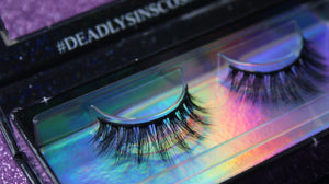 CORRUPT: LUXE LASHES - Makeup & vegan/cruelty free Cosmetics Products online | Melbourne | Deadly Sins Cosmetics