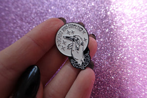 DEADLY SINS ENAMEL PIN - Makeup & vegan/cruelty free Cosmetics Products online | Melbourne | Deadly Sins Cosmetics