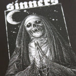 DEADLY SINS NUN STICKER