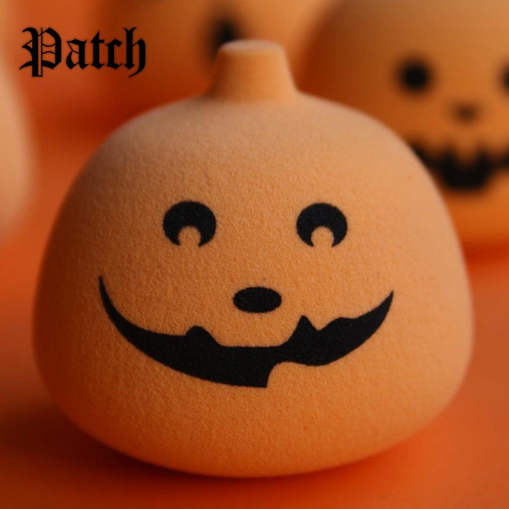 Trick or Treat Pumpkin Sponge - Makeup & vegan/cruelty free Cosmetics Products online | Melbourne | Deadly Sins Cosmetics