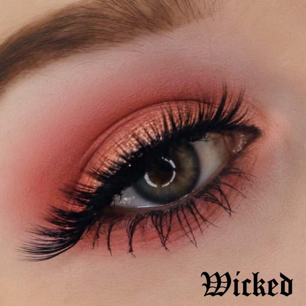WICKED: LUXE LASHES - DEADLY SINS COSMETICS