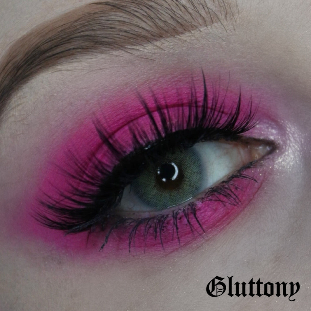 LUXE LASHES: GLUTTONY - Makeup & vegan/cruelty free Cosmetics Products online | Melbourne | Deadly Sins Cosmetics