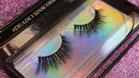 VICIOUS: LUXE LASHES - DEADLY SINS COSMETICS