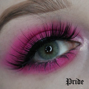 LUXE LASHES: PRIDE - Makeup & vegan/cruelty free Cosmetics Products online | Melbourne | Deadly Sins Cosmetics