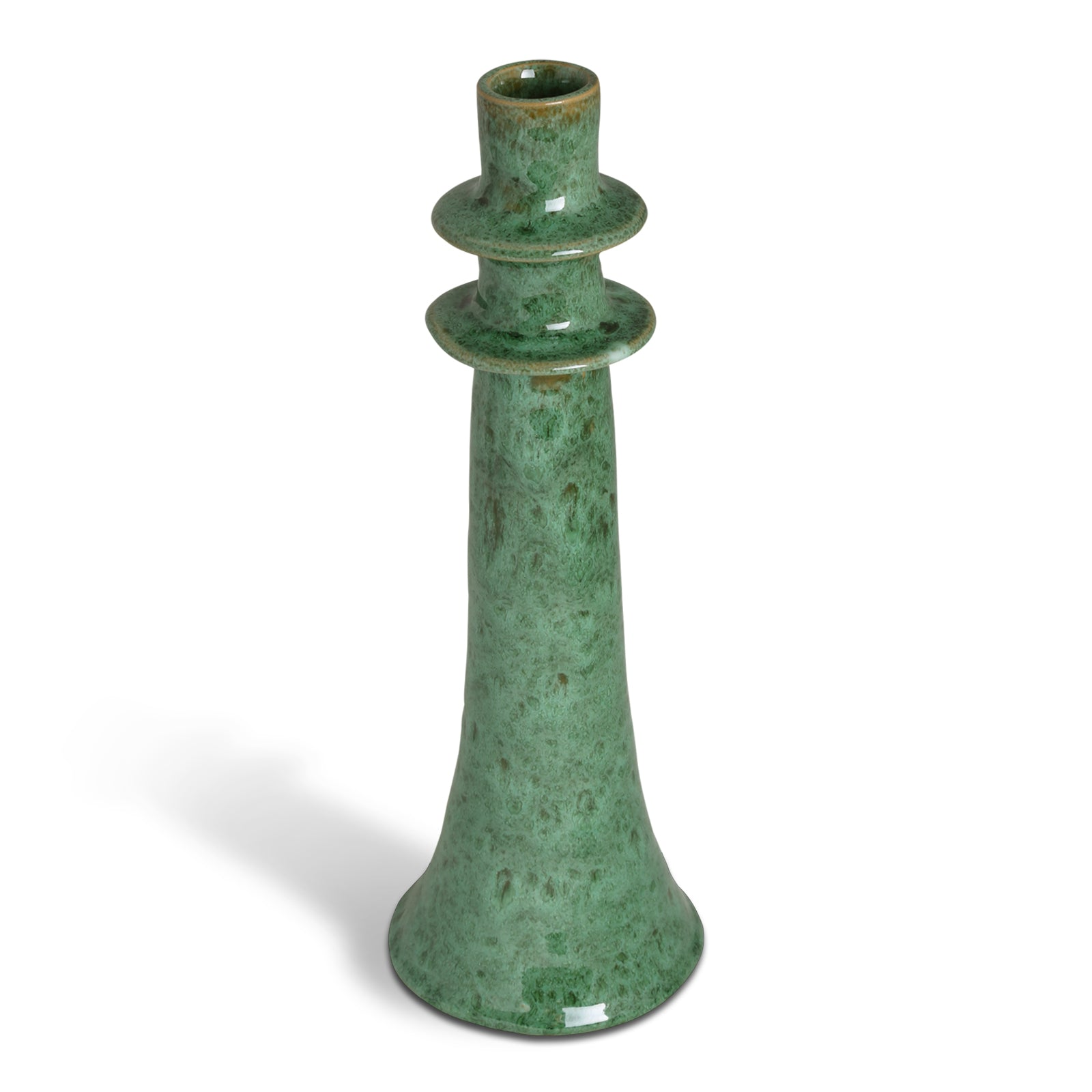 Tall Algae Candlestick