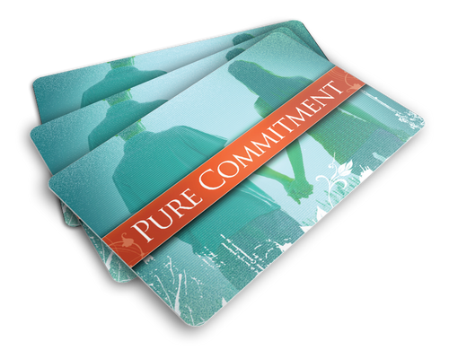 Commitment Card (Non-Religious) - Pack of 20