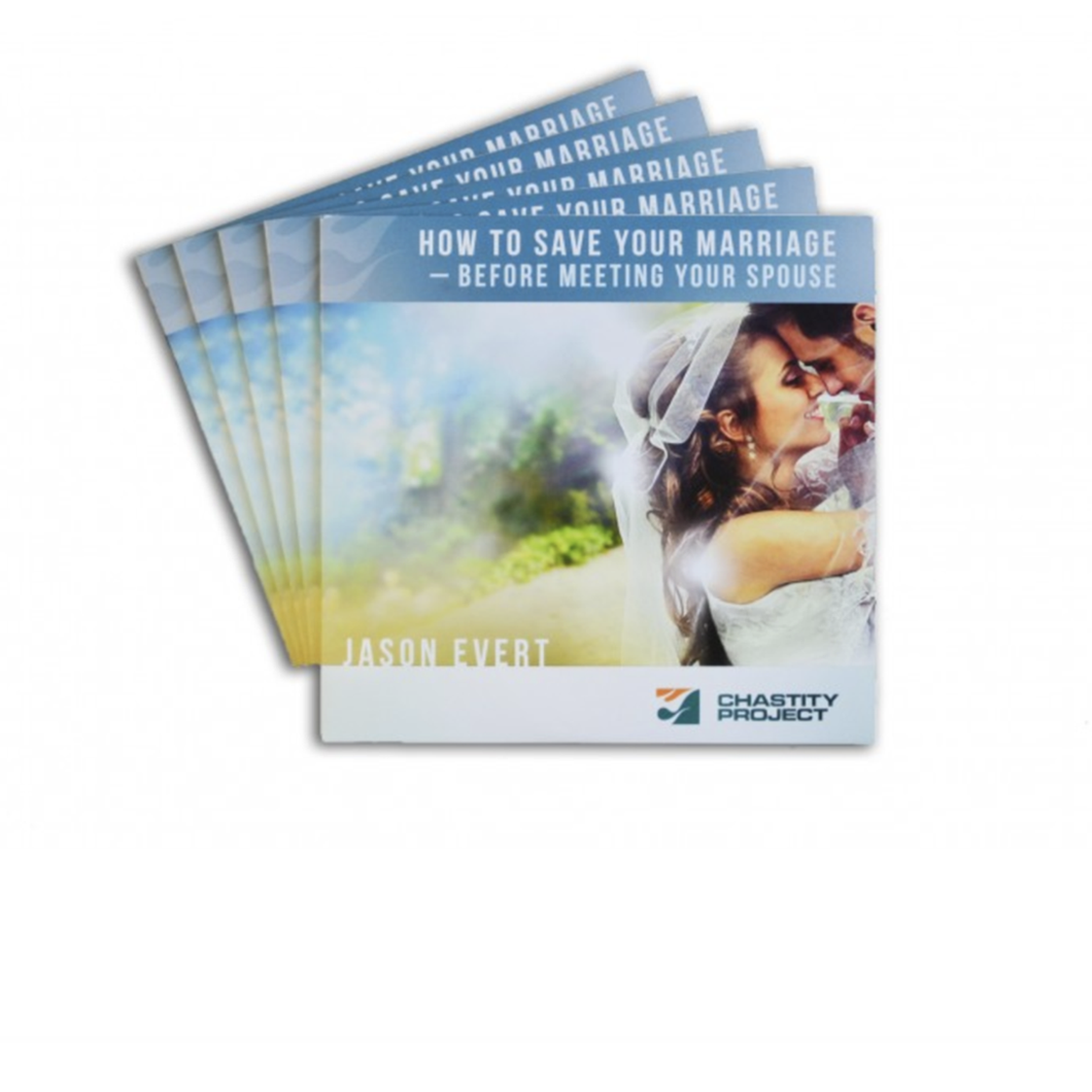 How to Save Your Marriage Before Meeting Your Spouse - 10-Pack