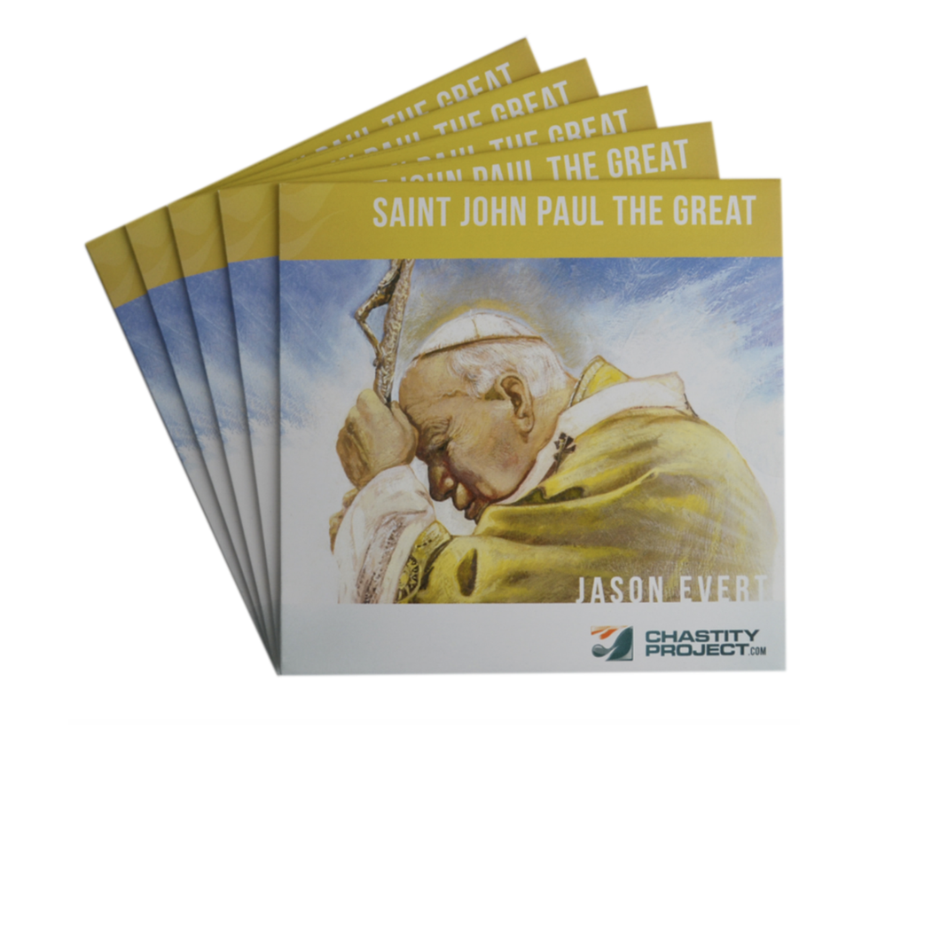 Saint John Paul the Great - 10-Pack
