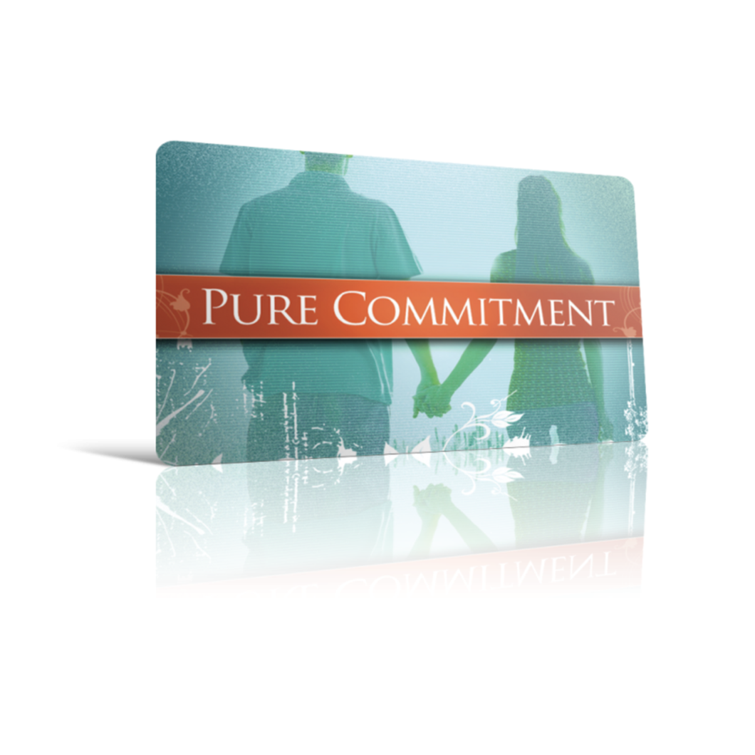 Commitment Card (Non-Religious)