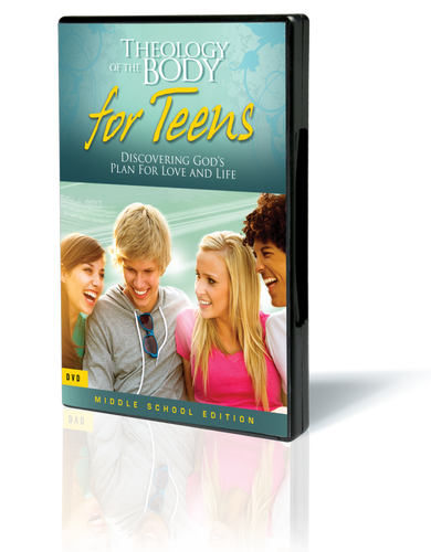 Theology of the Body for Teens – DVD (Middle school edition)