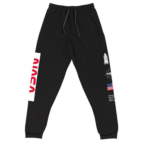 NASA Badges Unisex Jogger