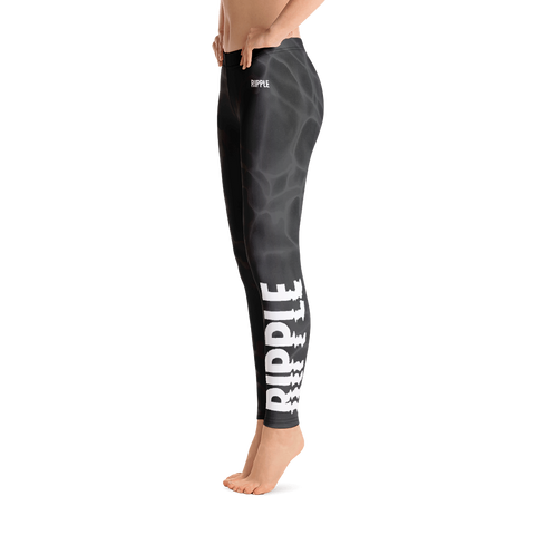 Ripple Dark Water Women's Leggings