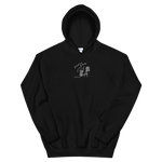 Embroidered L.A. Skeleton Hands Hoody