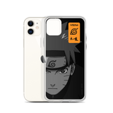 Naruto Shippuden Shadow iPhone Case