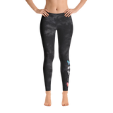 Ripple Butterfly Phylum Women's Leggings