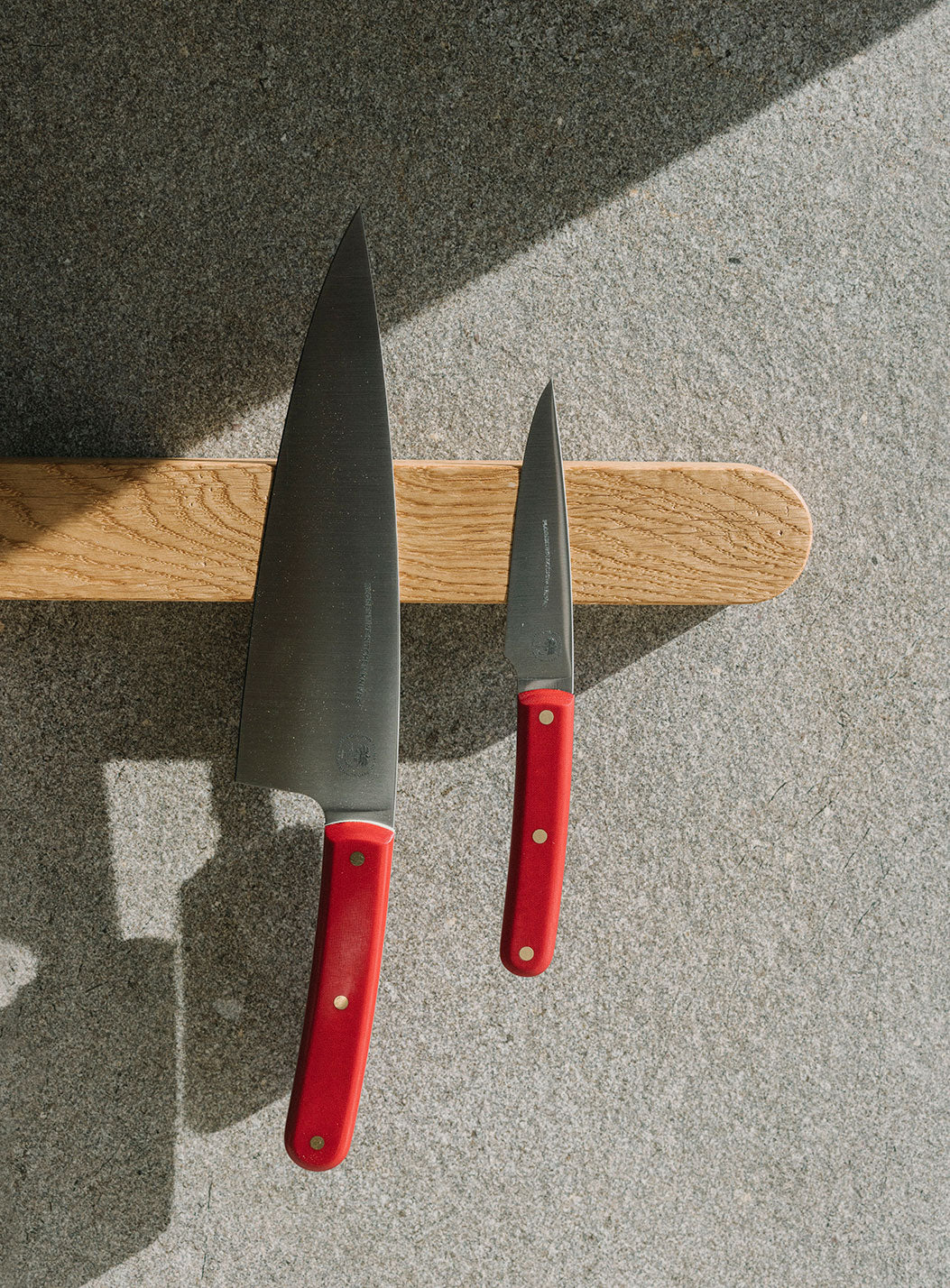 MAGNETIC KNIFE HOLDERS