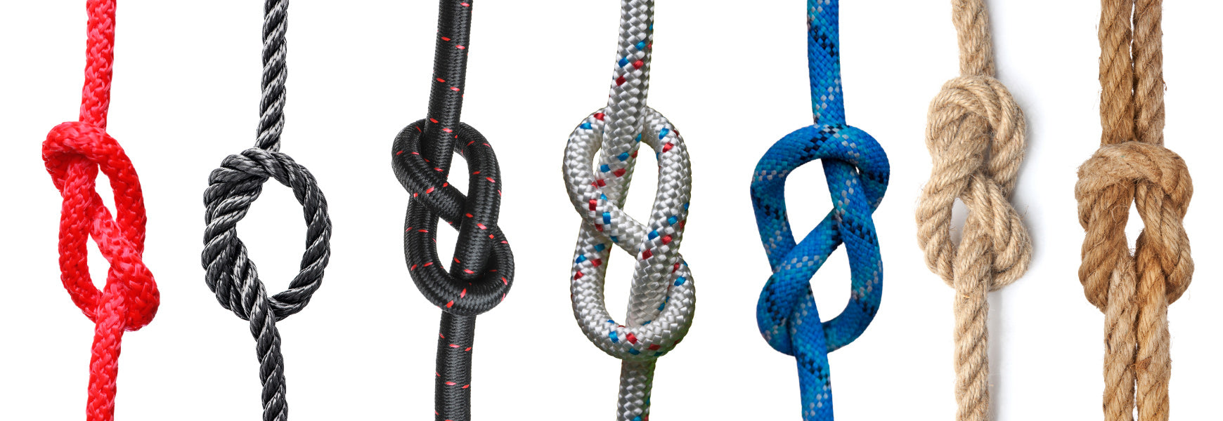 Variety of ropes
