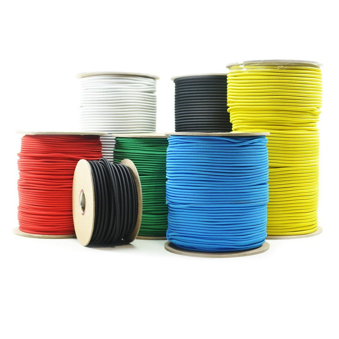 Shock cord 5//16 Bungee Cord Strap Bungee Cord Tie Down Tuff Tie
