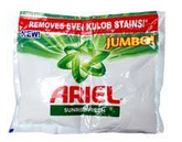 Ariel Sunrise Fresh Sachet Twin 70g/66g