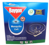 Baygon Mosquito Coil 150g 12pcs