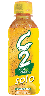 C2 Lemon Green Tea 230ml