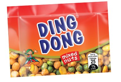 Ding Dong Mixed Nuts 5g