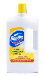 Domex Multi-Purpose Cleaner Lemon Fresh Anti-Microbial System 1L