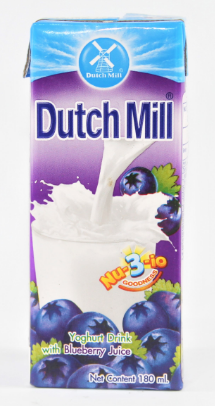 Dutchmill Blueberry 180ml