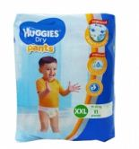 Huggies Dry Pants XXL 11s