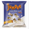 Jumpee Cream Filled Snacks Milk Flavor (35g)