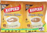 Kopiko Brown Coffee Twin Pack, 53g