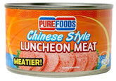 Purefoods Chinese Style Luncheon Meat (350g)