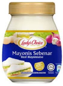 Lady's Choice Real Mayonnise 470ml