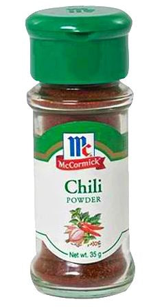 McCormick Chili Powder 35g