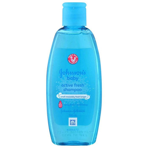 Johnson's Baby Shampoo Active Fresh 100ml