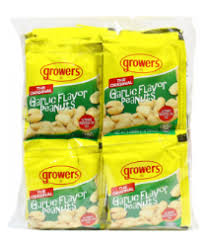 Growers Garlic Flavor 8gx20pcs.