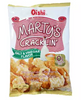 Martys Cracklin' Salt & Vinegar Flavor 24g