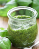 Fresh Pesto from Everything Homemade Big